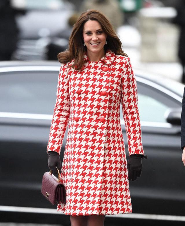 Gaya Fashion Terbaik Kate Middleton 2018 (not cov)