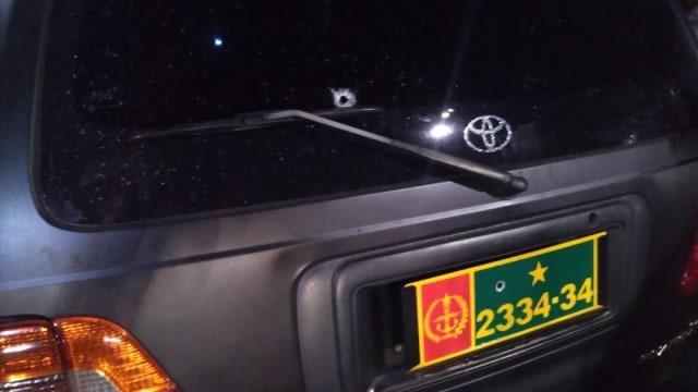 Penembakan anggota TNI di Jatinegara