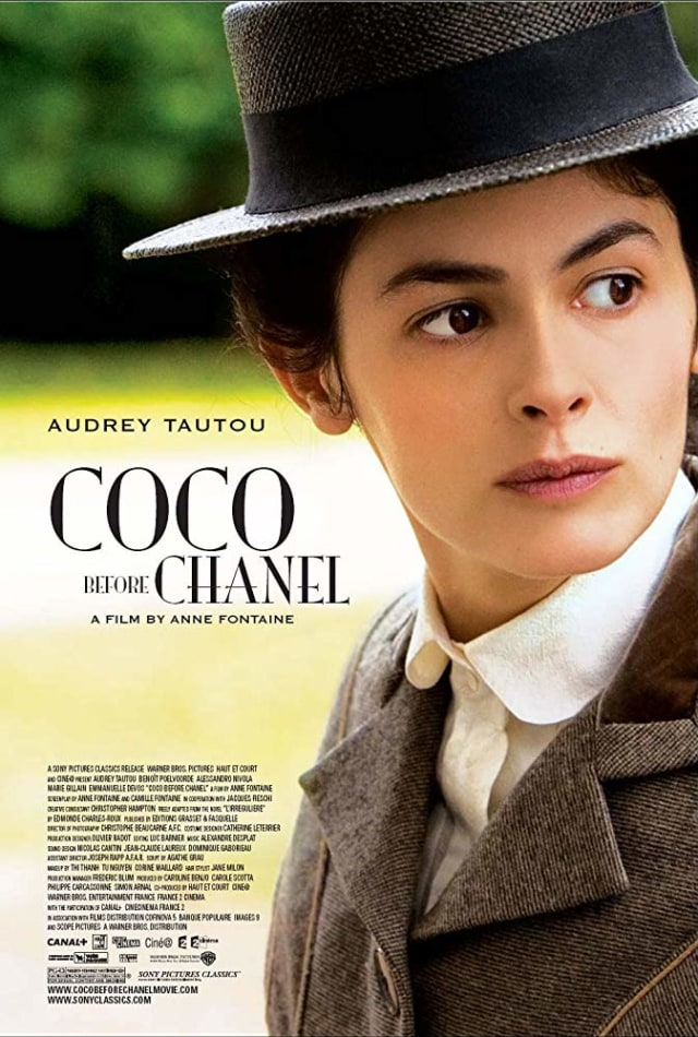 Coco  Before Chanel (NOT COVER)