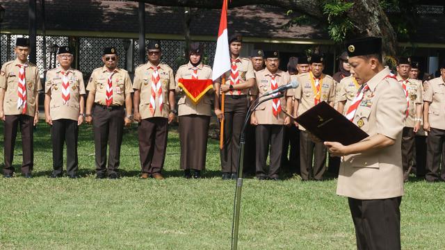 SBY, Megawati, Wishnutama hingga Nadiem Makarim Jadi Penasihat Pramuka (231267)