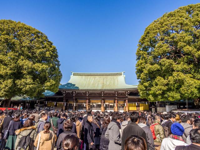 Rekomendasi 5 Tempat Wisata untuk Rayakan Tahun Baru di Tokyo, Jepang (752090)