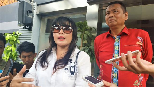 Jejak Dewi Tanjung Pelapor Novel, Kader PDIP yang Hobi Lapor Polisi  (93848)