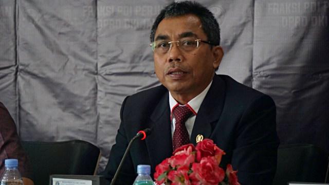 Gembong Warsono, refleksi akhir tahun 2018, Fraksi PDIP, DPRD DKI Jakarta