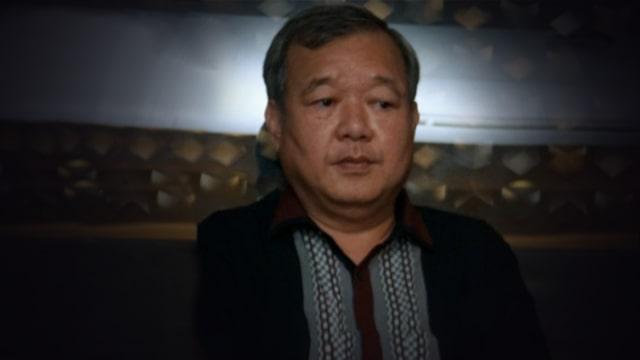 Anggota Exco PSSI Johar Ling Eng