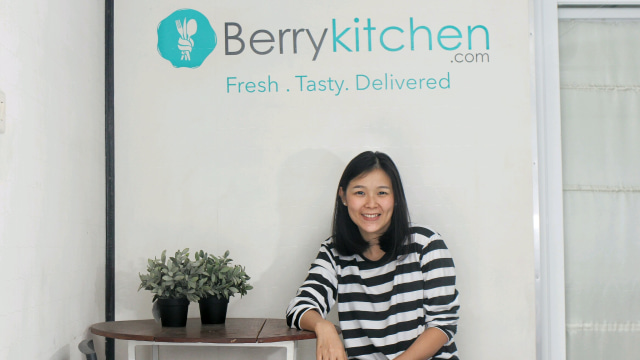 Womanpreneur: Cynthia Tenggara, Founder & CEO Berry Kitchen - kumparan.com