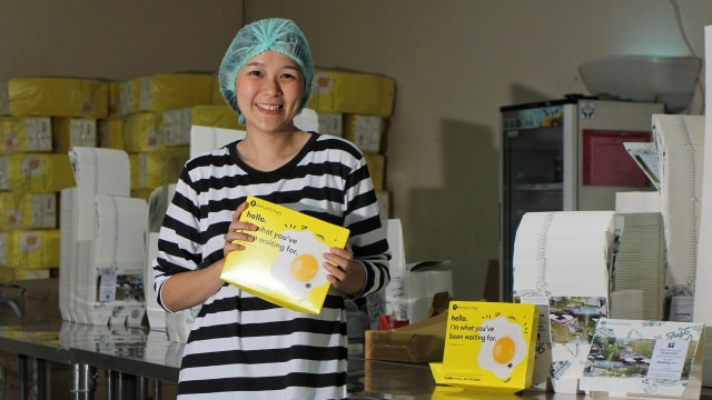 Cynthia Tenggara, pendiri Berry Kitchen