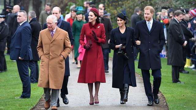 Pangeran William & Kate Dikritik Netizen saat Ucapkan Ultah ke Pangeran Harry (120581)