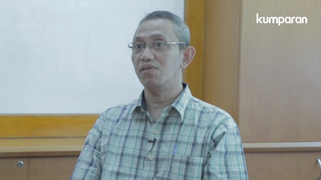 Komisioner BRTI, I Ketut Prihadi Kresna Murti