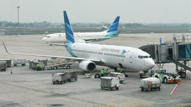 Garuda Pertimbangkan Kemungkinan Harga Tiket Pesawat Diturunkan Lagi (335954)