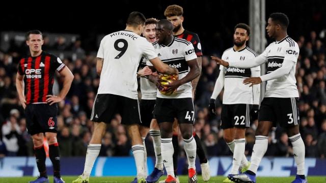 Fulham vs Arsenal: Rekor Pertemuan Memihak Meriam London (80322)