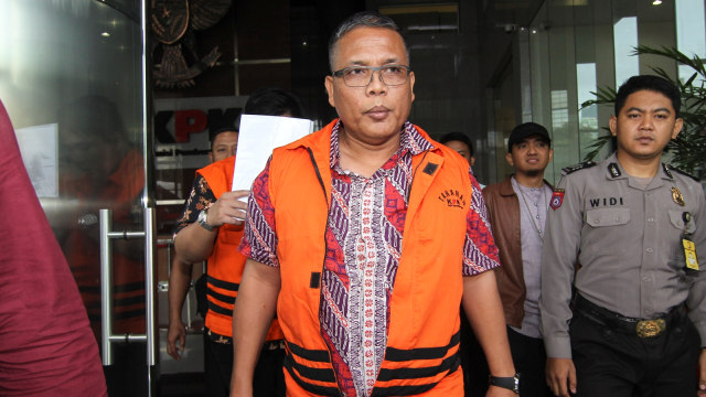 Dirut PT WKE, Budi Suharto, Didakwa Suap 4 Pejabat PUPR Rp 4,91 M (742548)