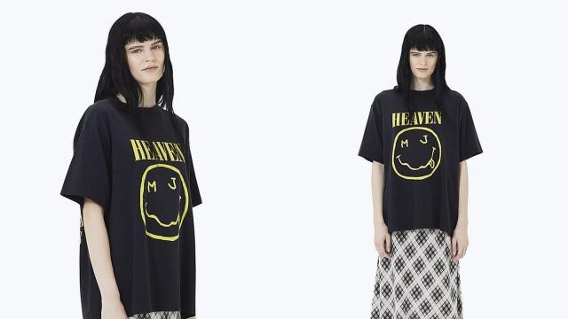 Band Nirvana Gugat Marc Jacobs karena Hak Cipta Logo Ikonisnya (31497)