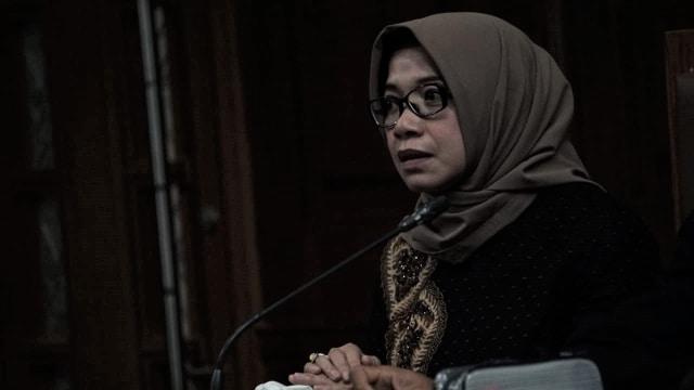 Eni Maulani Saragih, Pengadilan Tipikor