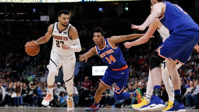Denver vs Knicks