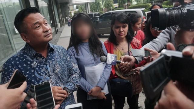 Diduga korban pelecehan seksual, pejabat BPJS TK, Bareskrim Polri
