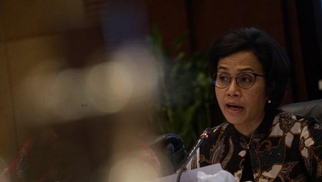 Menteri Keuangan Sri Mulyani, pemaparan realisasi anggaran pendapatan dan belanja negara (APBN) 2018