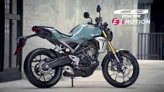 Ini Beda Honda CB150R Thailand dengan Indonesia, Cakep Mana? (38339)