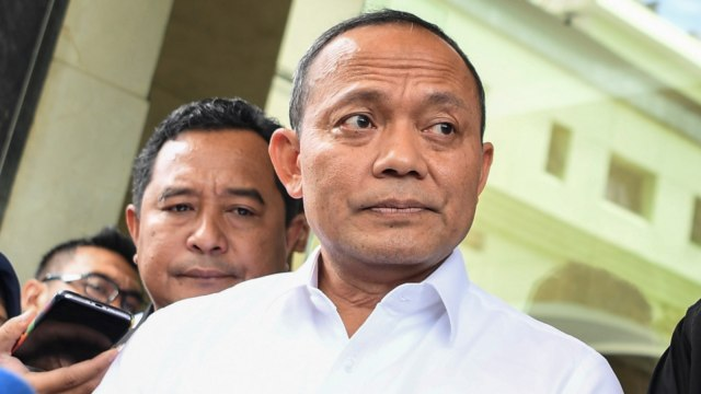 Kabareskrim Komjen Pol Arief Sulistyanto