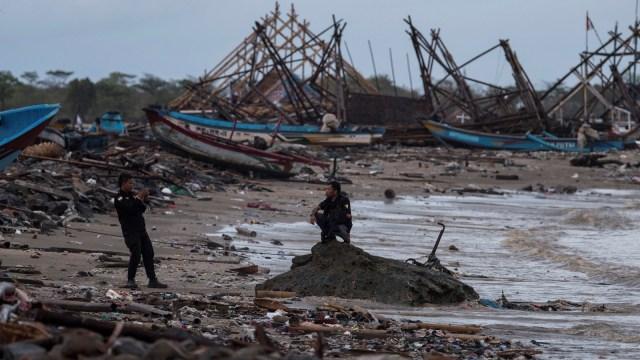 Korban Tsunami Selat Sunda Masih Butuh Bantuan Alat Dapur hingga Kasur (159045)