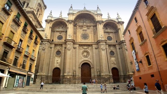 Bangunan di Granada