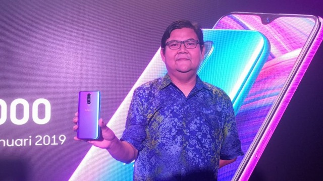 Aryo Meidianto, PR Manager Oppo Indonesia