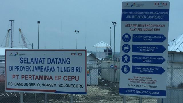 Berkat Efisiensi, Harga Gas Jambaran Tiung Biru Jadi USD 6,7 per MMSFD (1056865)