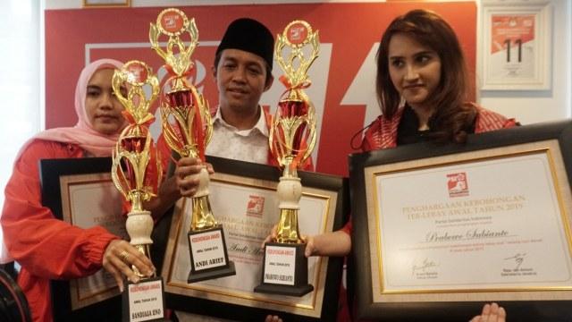 Hoax awards PSI