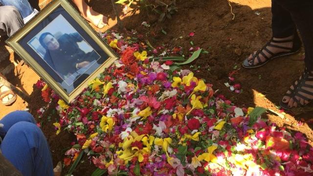 Pemakaman Torro Margens