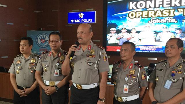 Operasi Lilin 2018: Angka Kecelakaan Turun 30 Persen Jadi 637 Kali (142230)