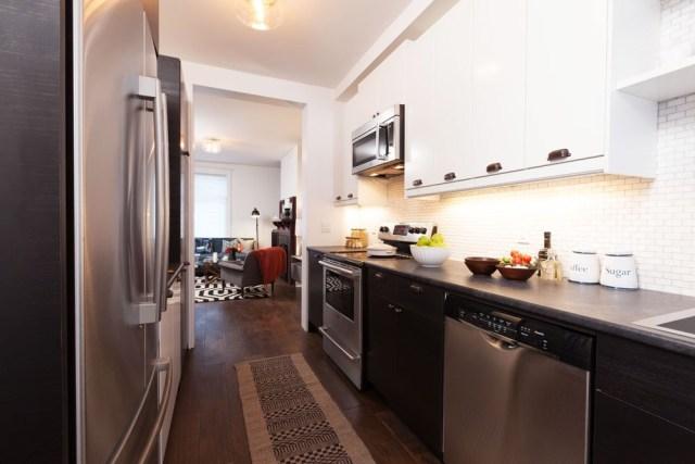 550 Foto Desain Dapur Yang Sempit HD Terbaik Yang Bisa Anda Tiru