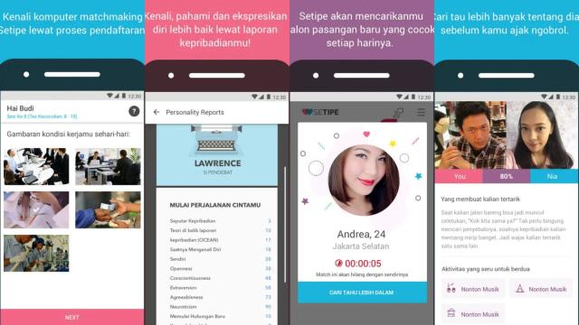 Ramah dating app
