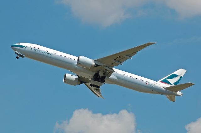 Imbas Corona, Cathay Pacific Kurangi Jumlah Kapasitas Penumpang Hingga 96 Persen (6525)
