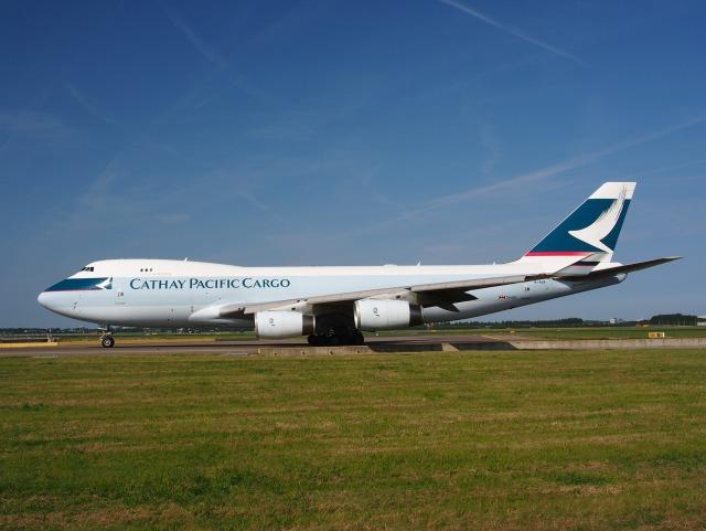 Cathay Pacific, Maskapai yang Berbasis di Hong Kong