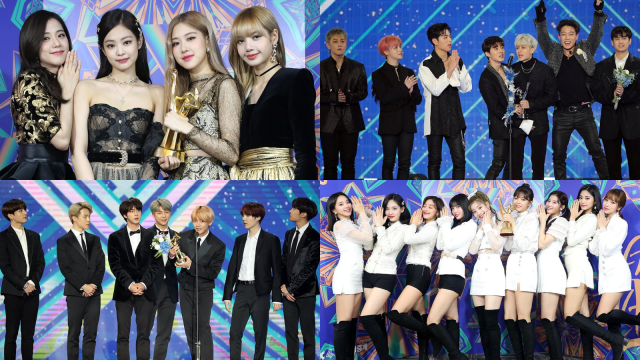 Golden Disc Awards 2019 Hari Pertama