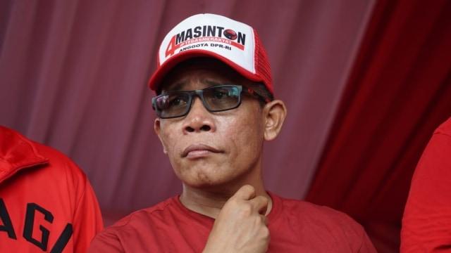 Masinton Pasaribu: Tuduhan Pelemahan KPK itu Kaset Lama (377070)