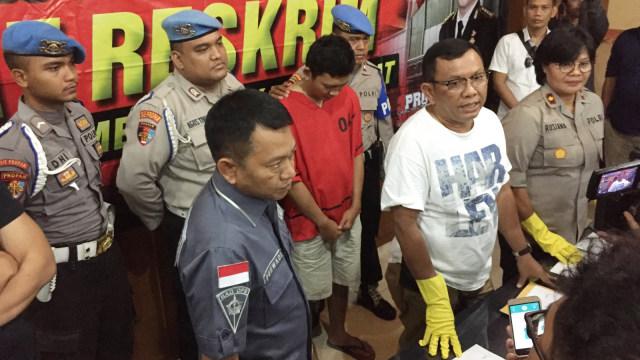 Kasat Reskrim Polres Jakpus AKBP Tahan Marpaung, Nurhayati