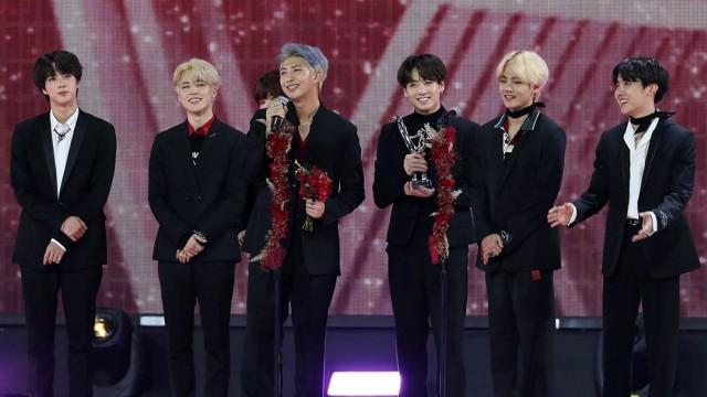 'Love Yourself: Answer' BTS jadi Album dengan Penjualan Tertinggi  (317392)
