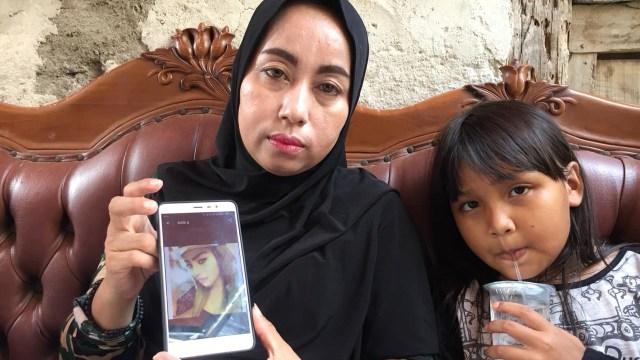 Nurhayati, wanita yang tewas di Apartemen Green Pramuka