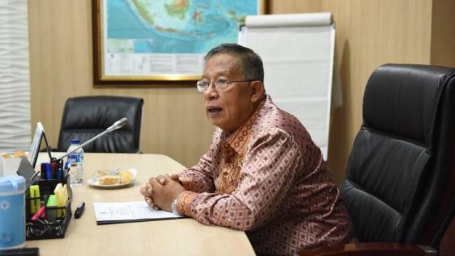 Menteri Koordinator Bidang Perekonomian Darmin Nasution, Rapat Koordinasi Pembahasan Komoditas Karet