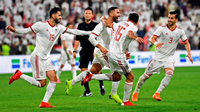Piala Asia: Iran Pesta Gol, China dan Korsel Menang Susah Payah (147473)