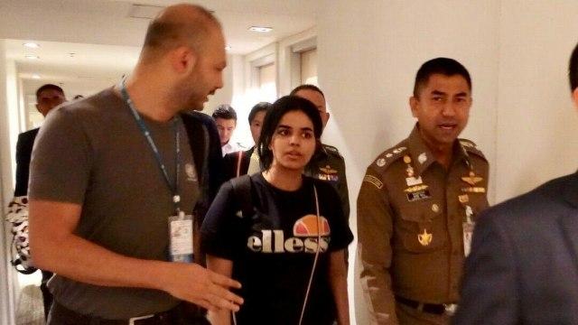 Wanita Saudi Pencari Suaka di Thailand Telah Ditangani UNHCR (86440)