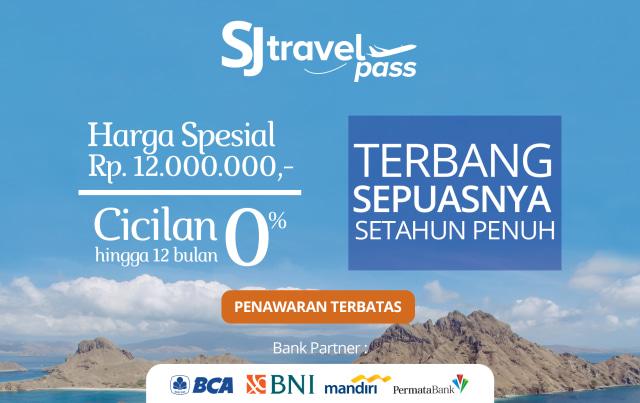 Sriwijaya Travel Pass