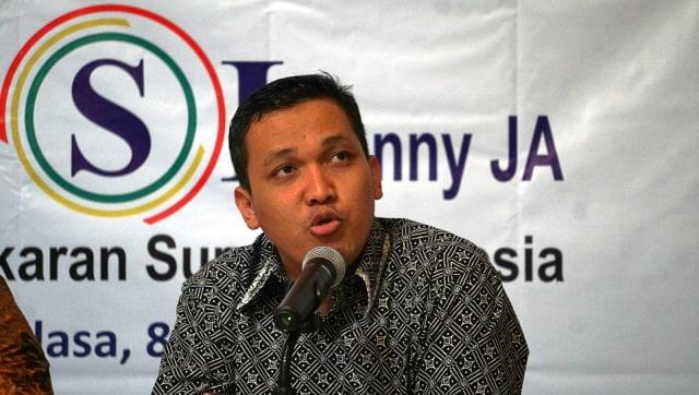 Peneliti Lingkaran Survei Indonesia (LSI), Ardian Sopa.