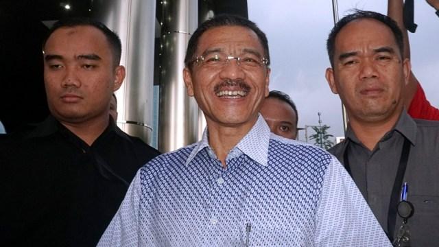 Gamawan Fauzi Mengaku Dicecar KPK soal Proyek IPDN Rokan Hilir (71503)