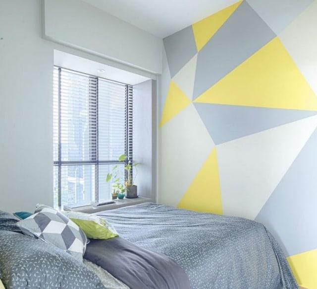 Image result for kamar 2 warna norak