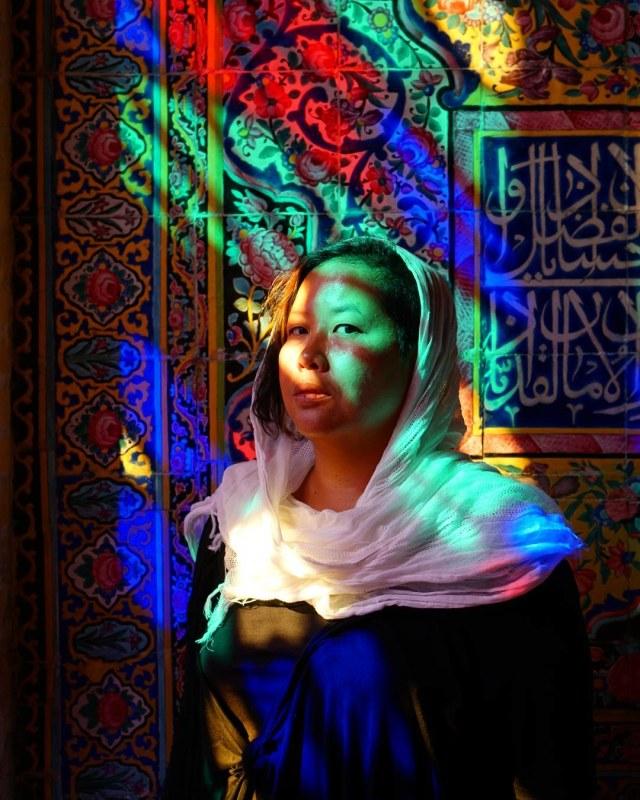 Mengintip Indahnya Masjid Tua Nasir al-Mulk di Iran yang Instagramable (215903)