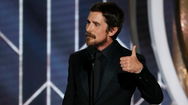 James Franco dan Christian Bale, Dua Aktor Terbaik di Golden Globes (132862)