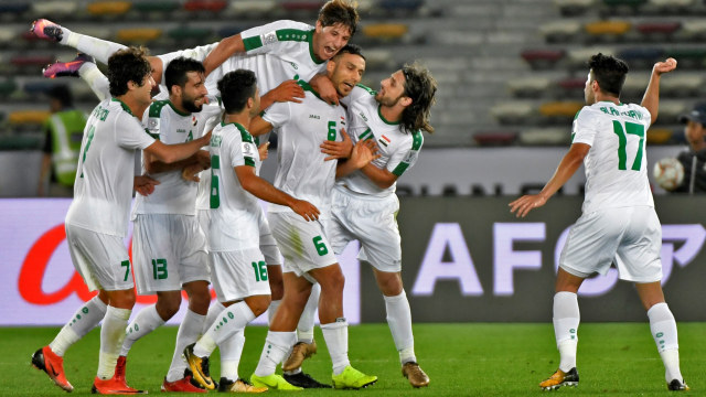 Piala Asia, Irak vs Vietnam