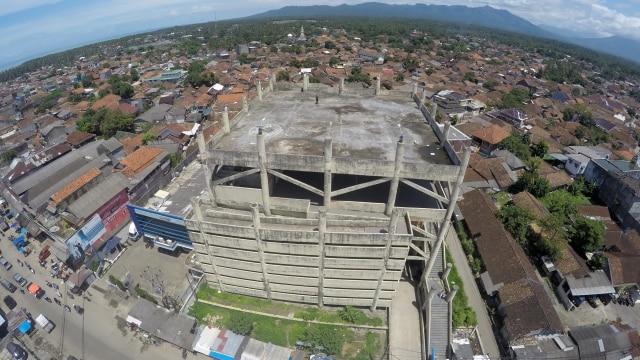 Nasib Shelter Tsunami Anyer: Dikorupsi, Mangkrak dan Jadi Tempat Mesum (24659)