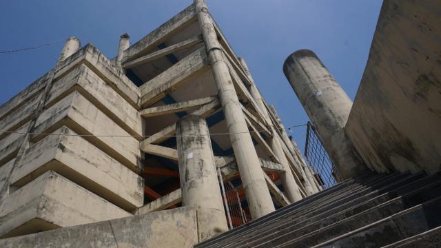 Nasib Shelter Tsunami Anyer: Dikorupsi, Mangkrak dan Jadi Tempat Mesum (24658)